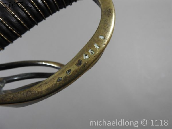 P58461 600x450 French Cuirassier Heavy Cavalry Sword c 1810