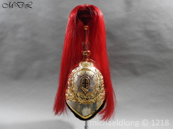 P58859 600x450 Royal Horse Guards Officer's Helmet