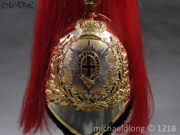 P58860 600x450 Royal Horse Guards Officer's Helmet