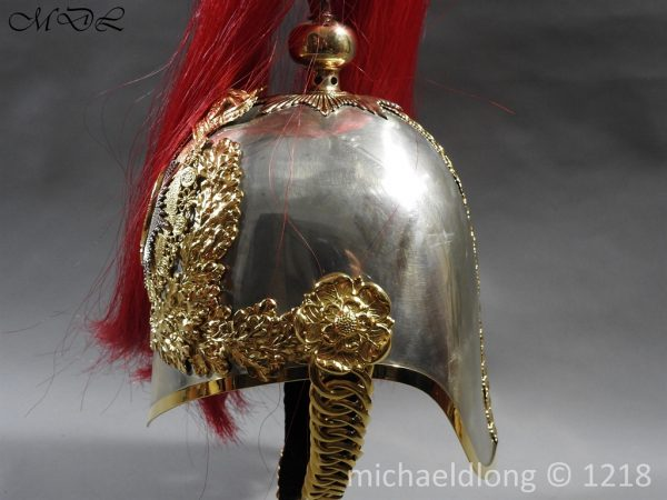 P58867 600x450 Royal Horse Guards Officer's Helmet