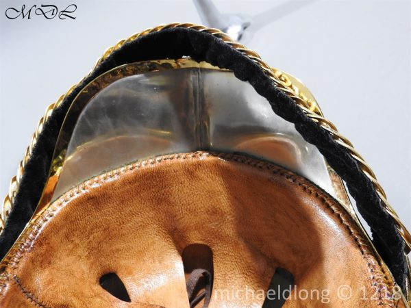 P58871 600x450 Royal Horse Guards Officer's Helmet