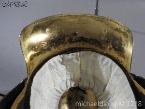 P58898 300x225 British Victorian Merryweather Fire Helmet