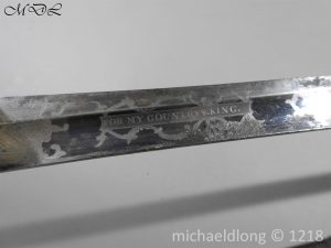P59095 300x225 British 1796 Infantry Officer's Sword