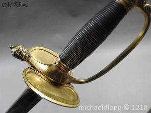 P59099 300x225 British 1796 Infantry Officer's Sword
