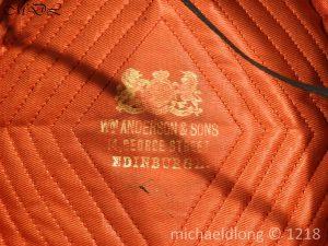 P59381 300x225 Scottish Militia Artillery Officer's Pill Box Cap