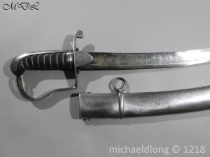 P59677 300x225 British 1796 Light Cavalry Officer's Sword