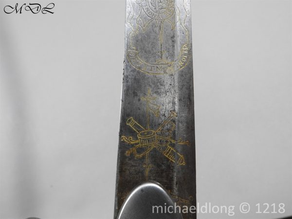 P59687 600x450 British 1796 Light Cavalry Officer's Sword