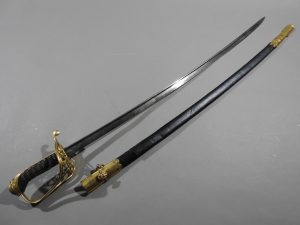 DSCN2235 300x225 British Infantry Officer's Sword 1822 Pattern