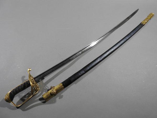 DSCN2235 600x450 British Infantry Officer's Sword 1822 Pattern