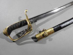 DSCN2236 300x225 British Infantry Officer's Sword 1822 Pattern