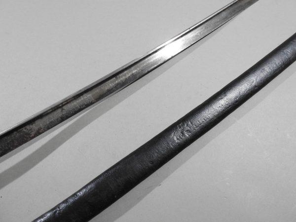 DSCN2237 600x450 British Infantry Officer's Sword 1822 Pattern