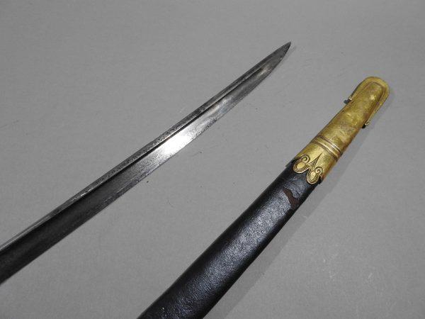 DSCN2238 600x450 British Infantry Officer's Sword 1822 Pattern