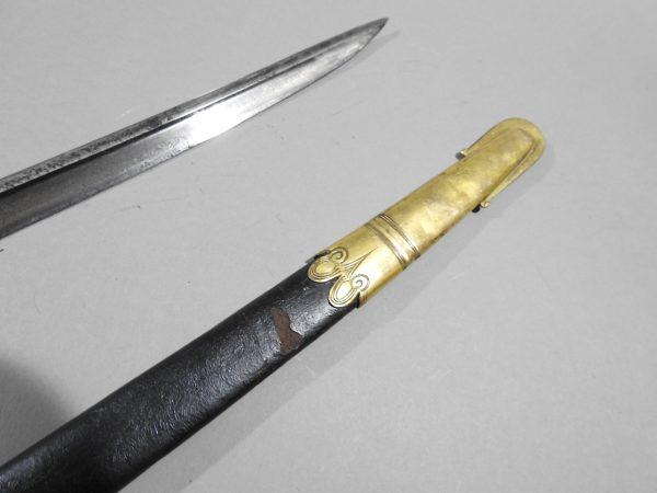 DSCN2240 600x450 British Infantry Officer's Sword 1822 Pattern
