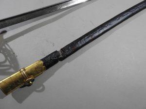 DSCN2241 300x225 British Infantry Officer's Sword 1822 Pattern