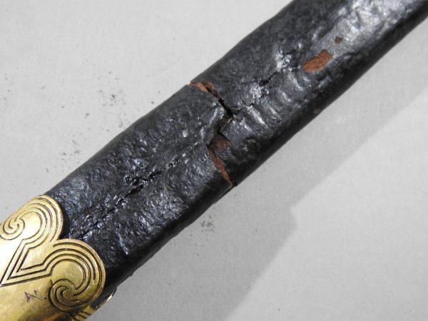 DSCN2244 600x450 British Infantry Officer's Sword 1822 Pattern