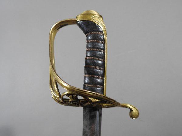 DSCN2253 600x450 British Infantry Officer's Sword 1822 Pattern