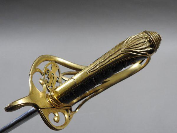 DSCN2258 600x450 British Infantry Officer's Sword 1822 Pattern