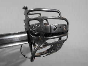 DSCN2470 300x225 Scottish Basket Hilted Broad Sword ANDRIA FARARA c 1760