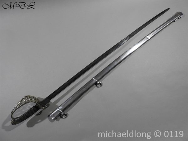 P59810 600x450 Scottish Silver Hilted Presentation Sword