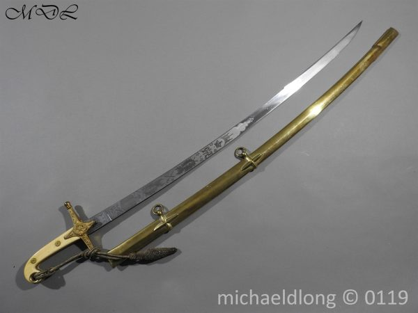P59912 600x450 General Officer's Victorian Mameluke Sword