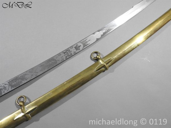 P59914 600x450 General Officer's Victorian Mameluke Sword