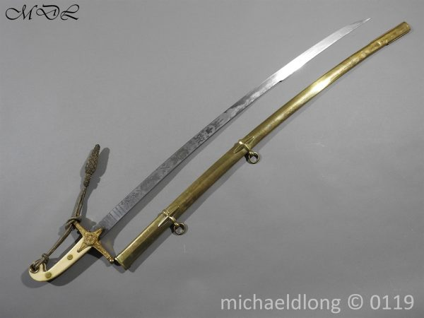 P59916 600x450 General Officer's Victorian Mameluke Sword