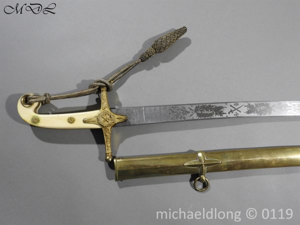 P59917 600x450 General Officer's Victorian Mameluke Sword