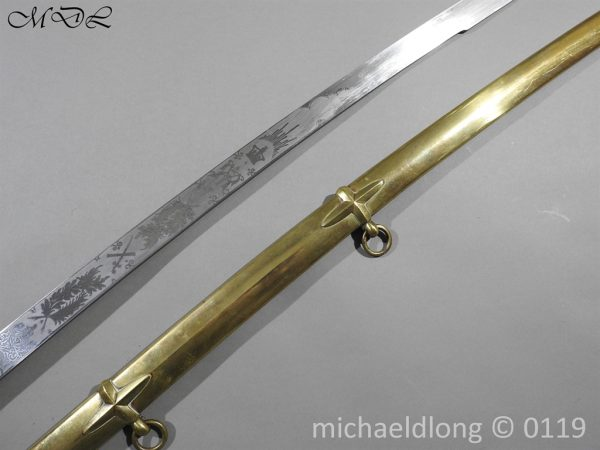 P59918 600x450 General Officer's Victorian Mameluke Sword