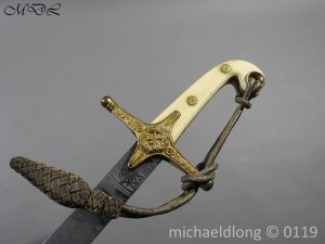 P59934 300x225 General Officer's Victorian Mameluke Sword
