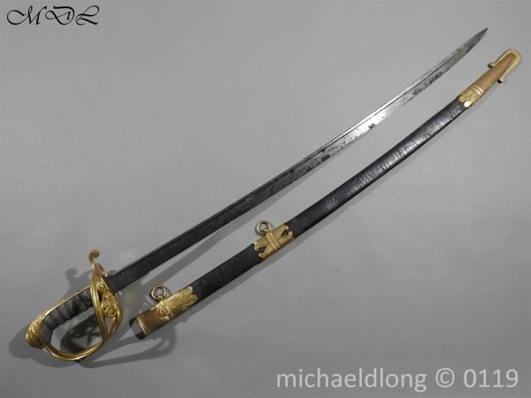 P59962 600x450 William IV British 1822 Infantry Officer`s Sword