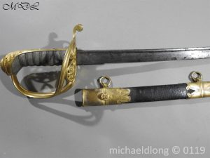 P59963 300x225 William IV British 1822 Infantry Officer`s Sword