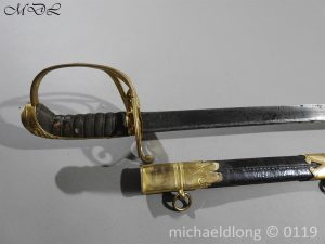 P59967 300x225 William IV British 1822 Infantry Officer`s Sword