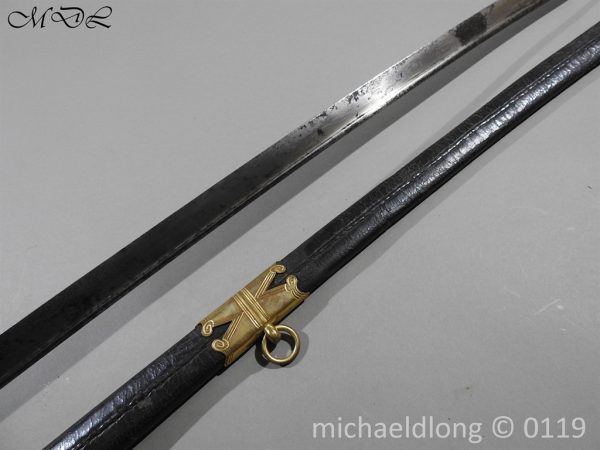 P59968 600x450 William IV British 1822 Infantry Officer`s Sword