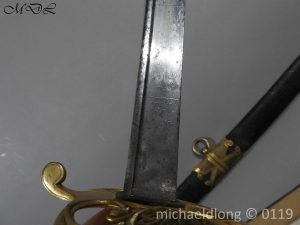 P59973 300x225 William IV British 1822 Infantry Officer`s Sword