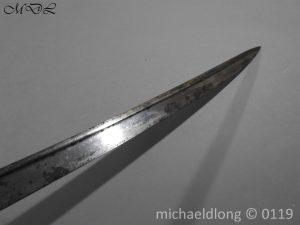 P59976 300x225 William IV British 1822 Infantry Officer`s Sword