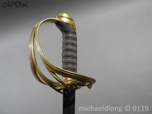 P59988 300x225 William IV British 1822 Infantry Officer`s Sword