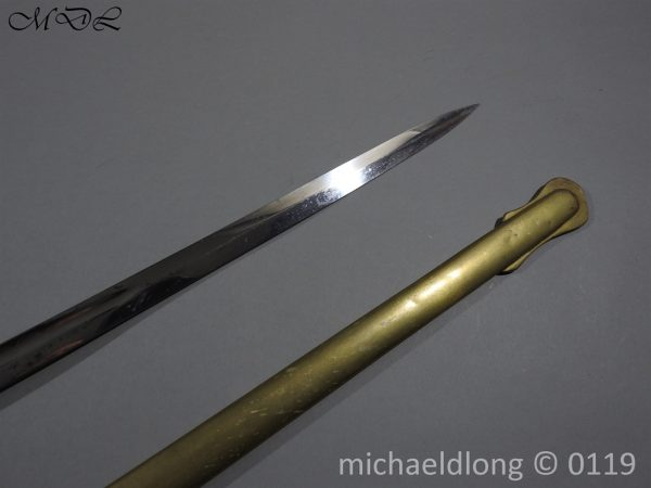 P59993 600x450 Victorian 1845 Infantry Officer's Sword