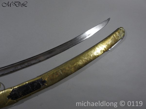 P60064 600x450 French Napoleonic War Period Hussar Cavalry Sword