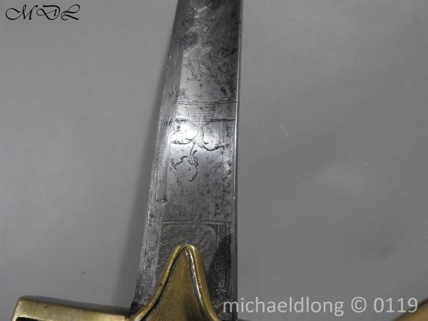 P60081 600x450 French Napoleonic War Period Hussar Cavalry Sword