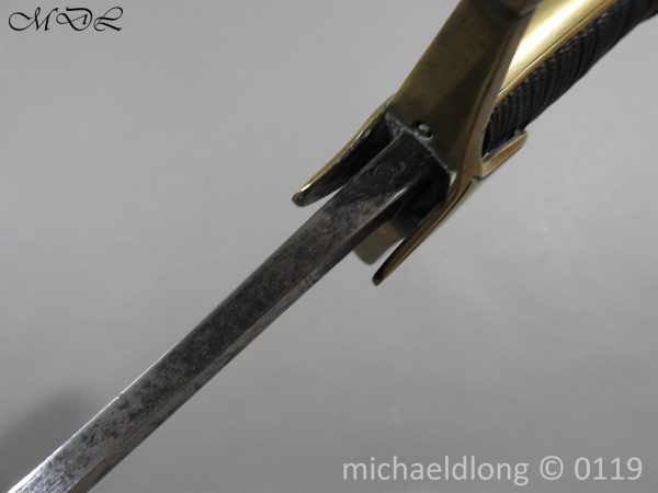 P60085 600x450 French Napoleonic War Period Hussar Cavalry Sword