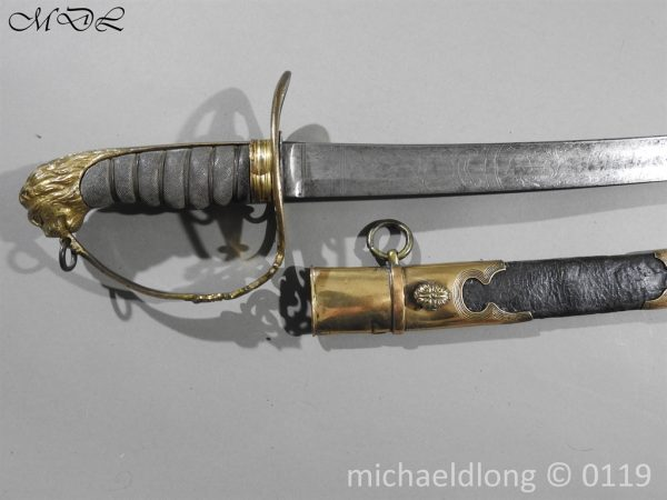 P60095 600x450 Grenadier Guards 1803 Officers Sword