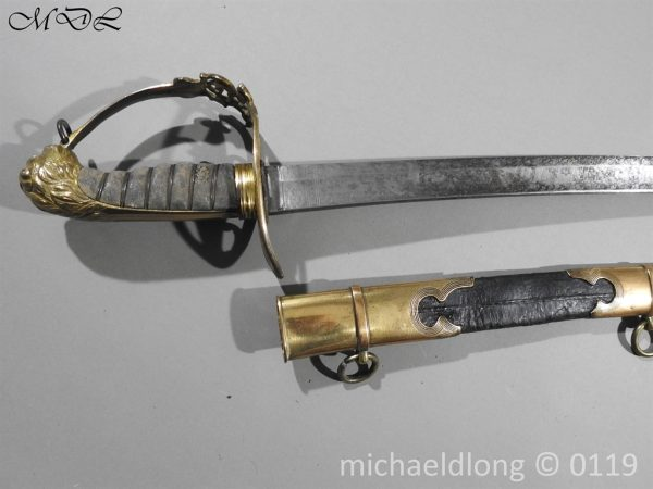 P60099 600x450 Grenadier Guards 1803 Officers Sword
