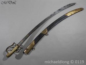 P60381 300x225 Grenadier Officer's Georgian Sword