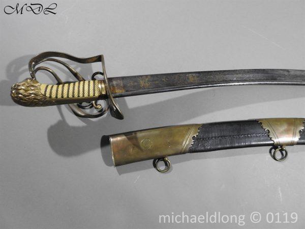 P60382 600x450 Grenadier Officer's Georgian Sword