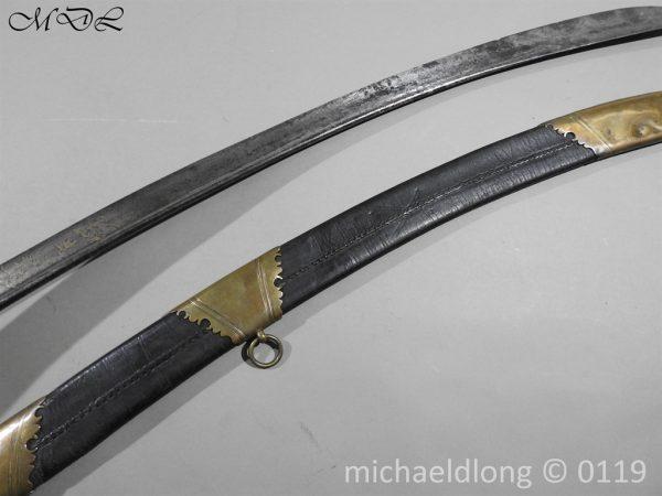 P60383 600x450 Grenadier Officer's Georgian Sword