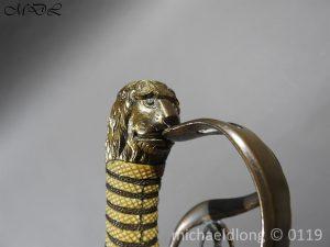 P60399 300x225 Grenadier Officer's Georgian Sword