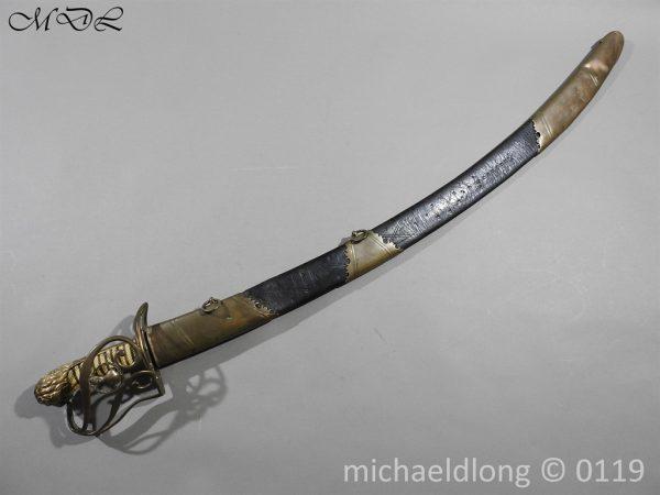 P60406 600x450 Grenadier Officer's Georgian Sword