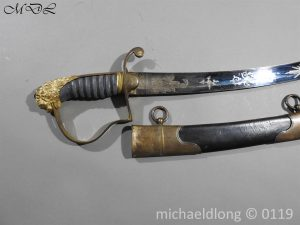 P60450 300x225 1796 English Light Cavalry Officer's Sword