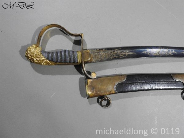 P60454 600x450 1796 English Light Cavalry Officer's Sword