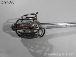 P60659 300x225 Scottish Basket Hilted Sword ANDRIA FARARA c 1720